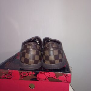 Checkered Shoes